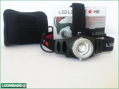 CZOŁÓWKA LED LENSER H6