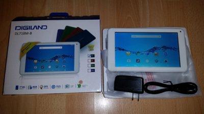 Tablet 7 cali DIGILAND DL718M-B