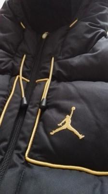 Kurtka Nike Air JORDAN czarna, zimowa, narciarska