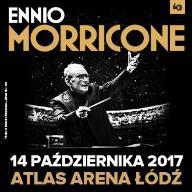 2 Bilety VIP Ennio Morricone 14.10 Atlas Arena
