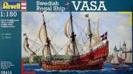 Model do sklejania REVELL Swedish Regal Ship Vasa