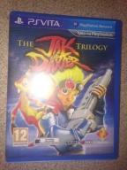 The Jak and Daxter Trilogy ps vita unikat