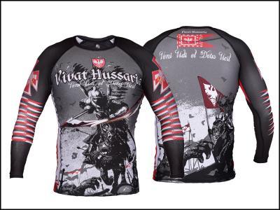 55c7bbb67 Koszulka termoaktywna koszulki POLSKA Husaria rash - 5857568872 ...