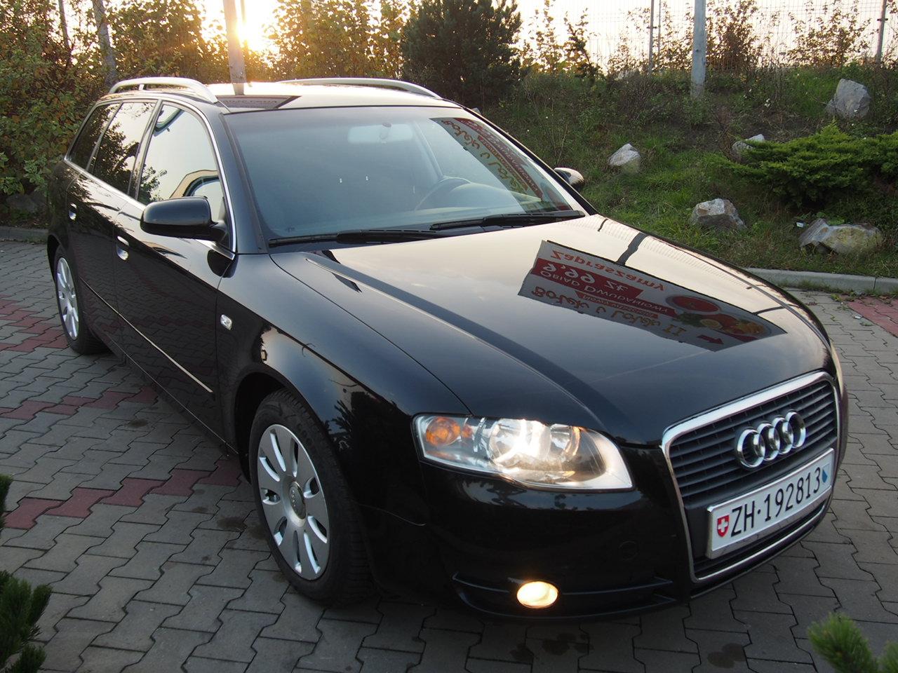 Audi A4 B7 18t At 163km At Extra Auto At Ze Szwajcarii 7035786169