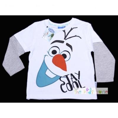 Koszulka OLAF Kraina Lodu PRIMARK 2-3 lat 98 cm