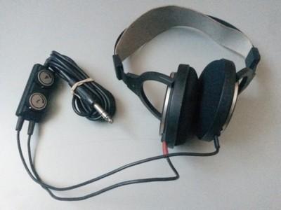 Unitra Tonsil Sd 103 Słuchawki Duży Jack 2 5m 6781986128 Oficjalne Archiwum Allegro