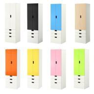 IKEA Szafa z drzwiami i szufladami STUVA 8 kolorów