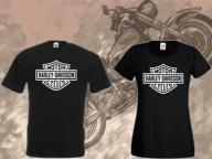 T-SHIRT Koszulka LOGO HARLEY DAVIDSON Męska /Dams