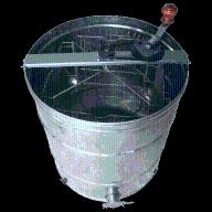 Miodarka diagonalna 4-ramkowa (zbiornik)