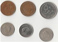 Zestaw monet KATAR