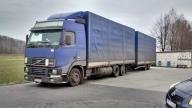 Volvo FH12 tandem