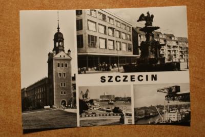 Szczecin Mozaika 6019967789 Oficjalne Archiwum Allegro