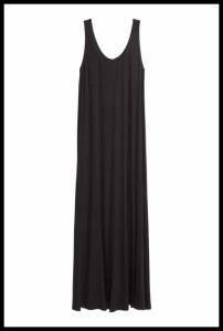 2f469ff0e5 H M Sukienka maxi czarna długa ramiączka 34 XS - 5599309886 ...
