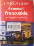 Rozmówki Francuskie niezbędne w podróż... - Tazbir