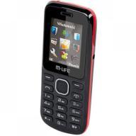 TELEFON M-LIFE ML0586 DUAL SIM CZARNY JEZYK POLSKI