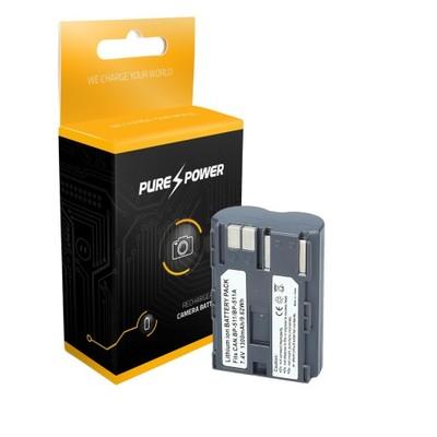 Bateria Pure Power BTI-CN511 Canon Optura 200MC