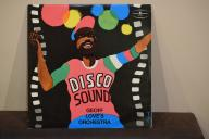 DISCO SOUND - GOEFF LOVE ORCHESTRA - WINYL