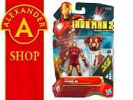 FIGURKA IRON MAN 2 MARK III HASBRO (93763)