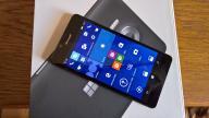 Microsoft 950 DUAL SIM Czarny IDEALNA