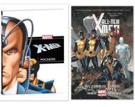X-Men Początek Marvel drużyna mutant All New AKCJA