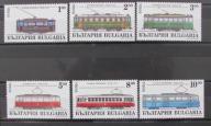 Bułgaria - Kolejnictwo 1994
