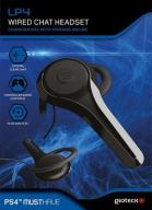 GIOTECK LP4 Wired Chat Headset Słuchawka (PS4)
