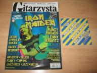 Magazyn Gitarzysta + CD nr 8 / 2008
