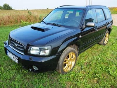 Subaru Forester Ii Xt 2 0 Turbo 2004 Awd 6990997203 Oficjalne Archiwum Allegro