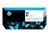 GŁOWICA HP 80 BLACK C4820A HP DesignJet 1050c 2017