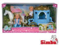 SIMBA Evi i Timmy w Karecie