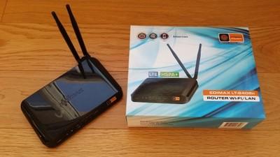 CYFROWY POLSAT router WI-FI/LAN, LTE/HSPA+/UMTS