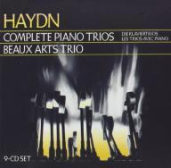 Beaux Arts Trio Haydn Complete Piano Trios