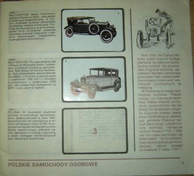 Album Is Polskie Samochody Osobowe 6920981272 Oficjalne Archiwum