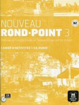 Rond Point 3 Nouveau B2 Ćwiczenia + CD