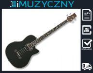 Stagg AB1006CE-BK - gitara basowa elektroakustyczn
