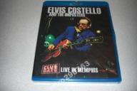 ELVIS COSTELLO-Live In Memphis Nowa!!! Blu-ray