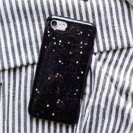 ŚLICZNE etui silikonowe dla iPhone7- gwiazdki