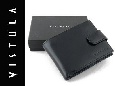 53e2639a8446d VISTULA rewelacyjny portfel męski skórzany - 4333945845 - oficjalne ...