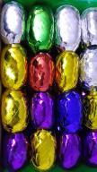 Tasiemka wstążka do balonów zestaw 40szpulek 20m
