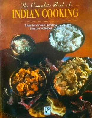Kuchnia Indyjska Książka Kucharska Indian Cooking