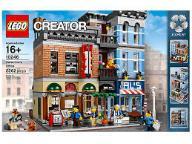 LEGO CREATOR Biuro Detektywa 10246 Promocja
