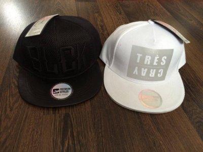 NOWE czapki NEW Yorker 2szt 30zł