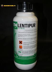 LENTIPUR FLO 500SC 1L na miotłę i inne w zbożach