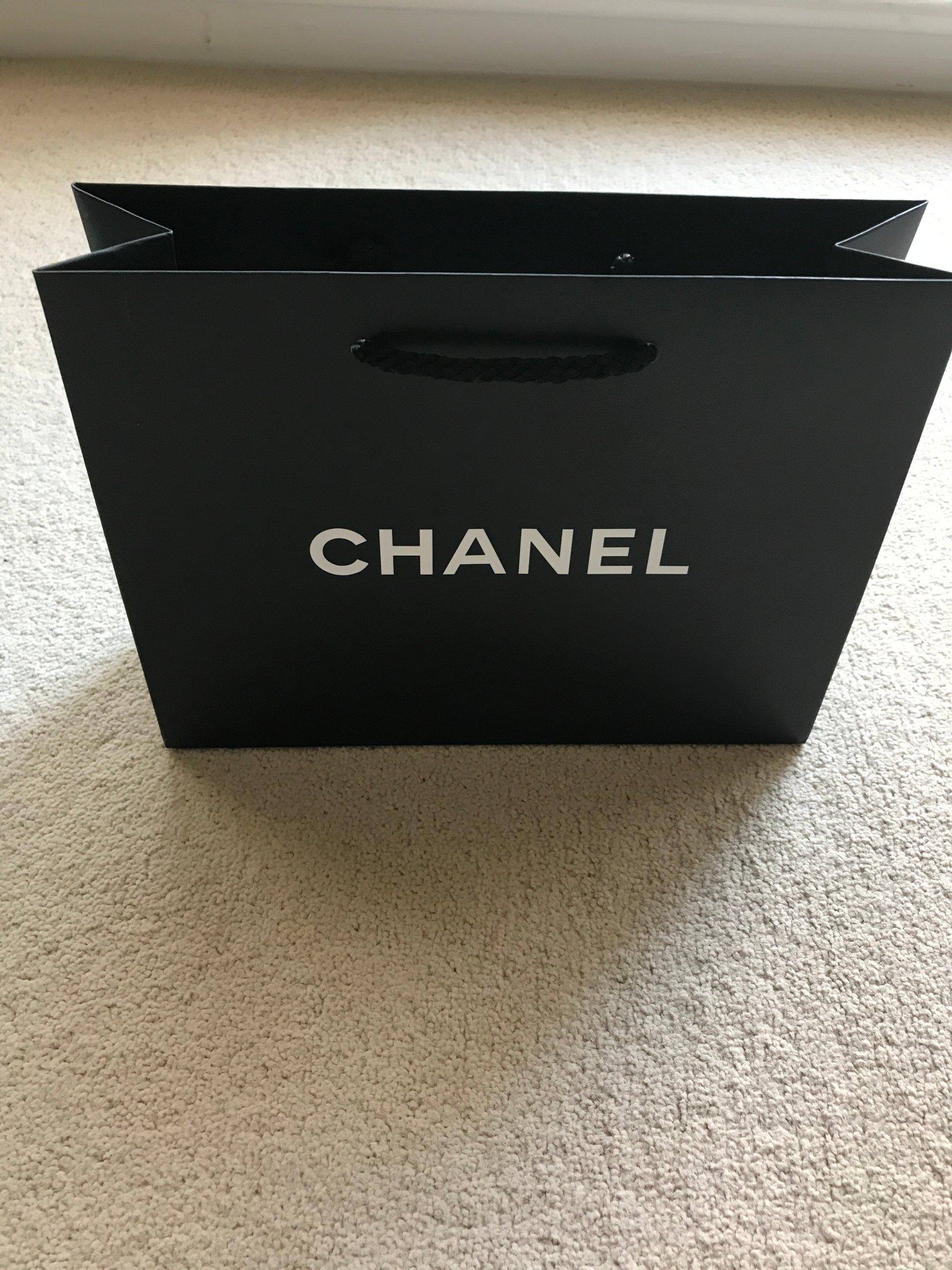 eb14b75b47010 Chanel oryginalna mała torebka, torba prezentowa, - 7037326431 ...