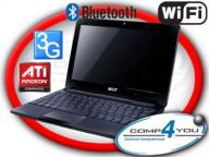 ACER AO722 C-60 4GB 500GB HD6290 HDMI 3G WWAN BT