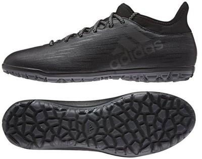 buty adidas czarne turfy