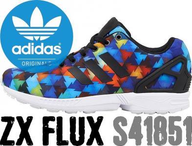 Buty adidas Originals ZX FLUX S41851, 46.5, 30cm