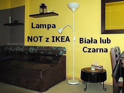 Ikea Not Lampa Czytania Podlogowa Pokojowa Stojaca