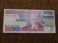 860.TURCJA 1000 000 LIRA