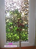> Folia okienna matowa dekoracyjna Lambert 024